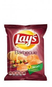 Lays Chips BBQ 175 g