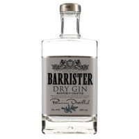 Barrister Dry Gin 40% 0,7 L