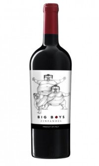 Mare big boys zinfandel