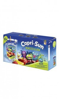 Capri sun monster alarm