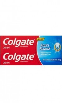 Colgate Karies Kontrol 2x75 ml