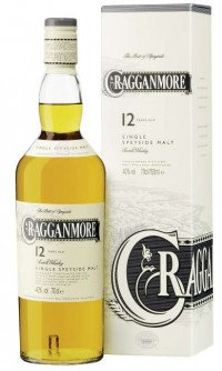 Cragganmore 12 års whisky