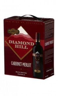 Diamond hill cabernet merlot