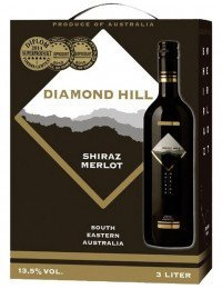 Diamond Hill Shiraz Merlot 3 L