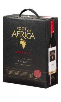 Foot of africa reserve shiraz