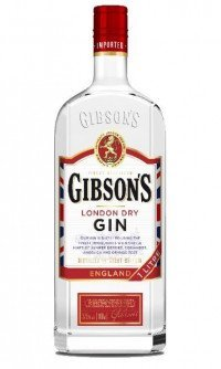 Gibsons Dry Gin 37.5% 1 L