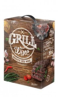 Grill Wine smooth red