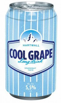 Hartwall Cool Grape