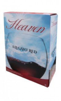 Heaven elegant red