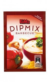 Kims Dip Mix Barbeque 16 g