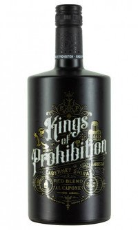 Kings of prohibition Cabernet Shiraz al capone