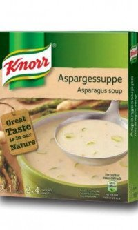 Knorr Aspargessuppe 2x70 g