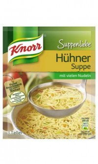 Knorr suppenliebe hühnersuppe mit nudeln