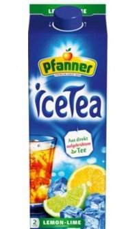 Pfanner IceTea Lemon-Lime 2 L