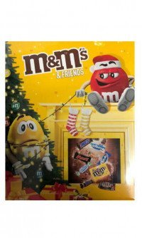 M&M's and friends julekalender 2020