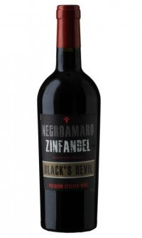 Negroamarao zinfandel blacks devil