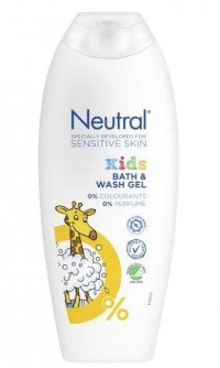 Neutral Kids Bad Dusch 250 ml