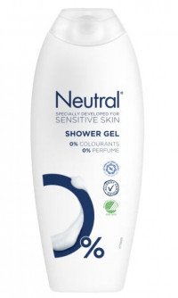 Neutral Showergel 750 ml