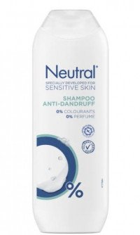Neutral Shampoo Anti Skæl 250m
