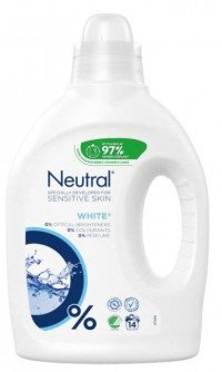 Neutral Flydende White 1250 ml