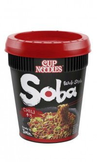 Nissin Soba Cup Chili 92 g