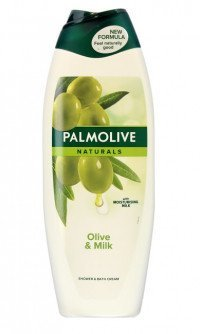 Palmolive shower olive & milk
