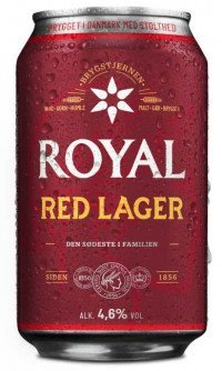 Royal Red lager