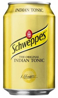 Scweppes indian tonic