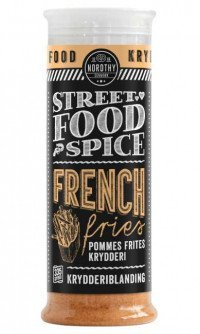 Nordthy Street Food Spice French Fries 335 g