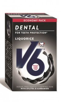 v6 dental liquorice
