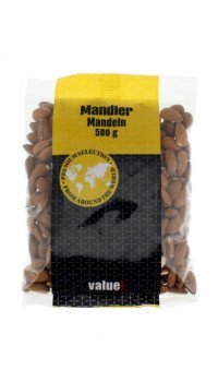 Value Mandler 500 g
