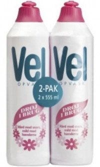Vel Regular 2x555 ml